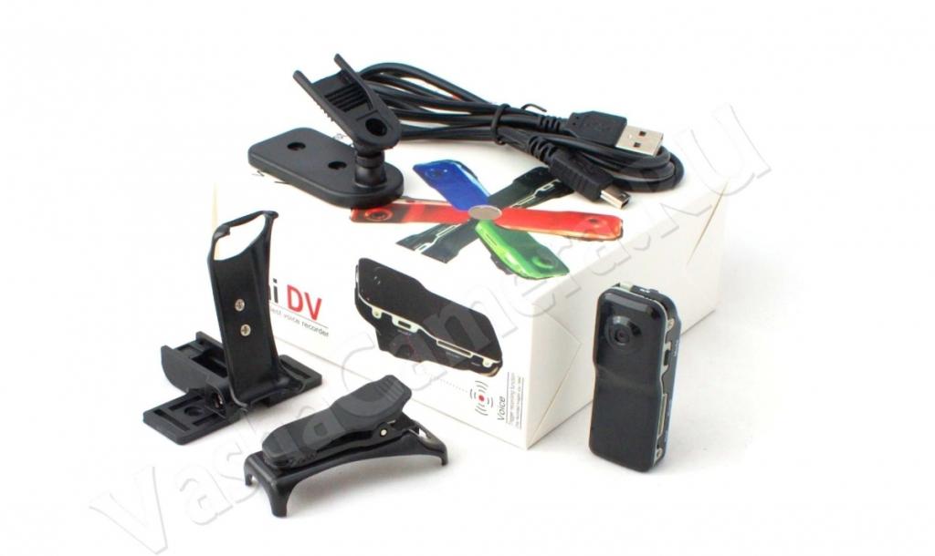 Мини камера MD80