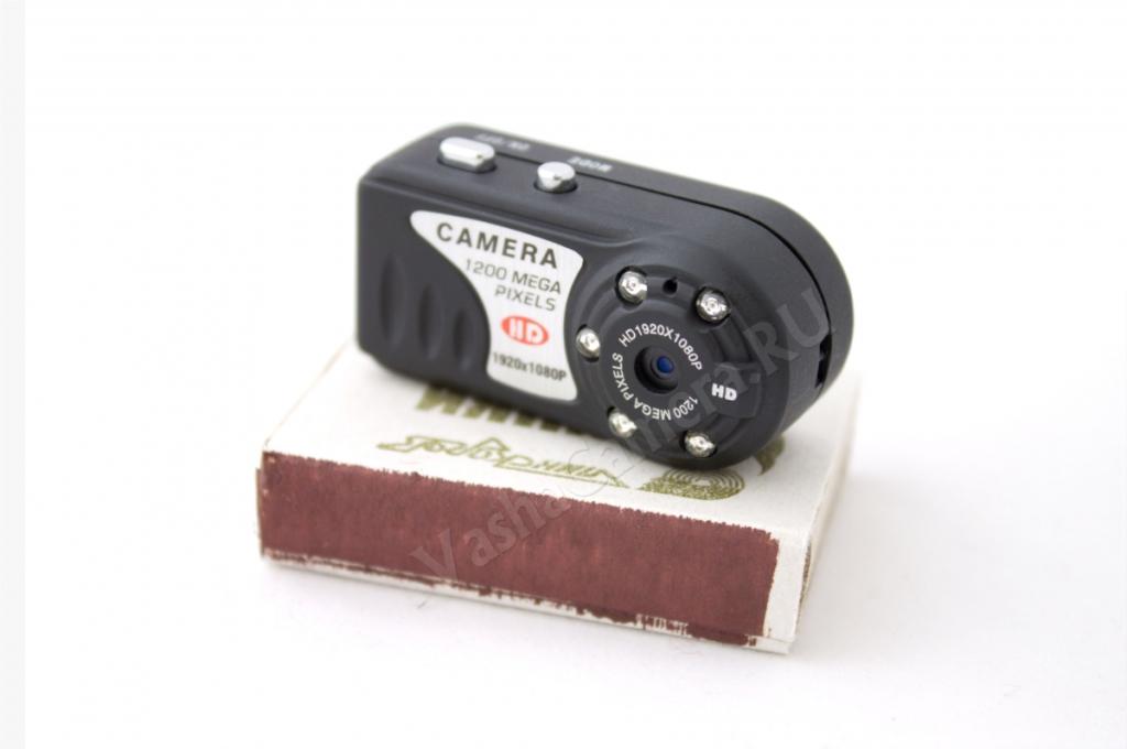 микрокамеры для скрытой съёмки