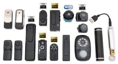 Беспроводные мини камеры