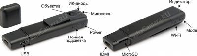 DV135S мини камера