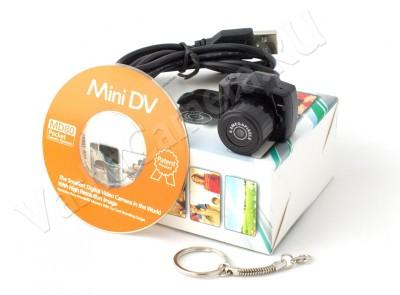 мини видеокамера Y3000