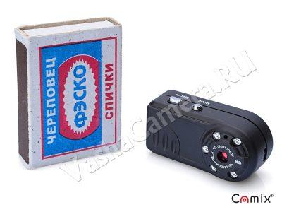 миниатюрная видеокамера Camix Q7N