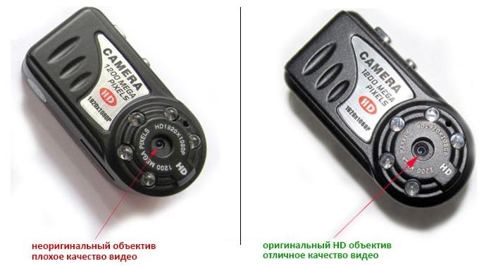 Q7 камера