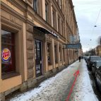 Фурштатская улица
